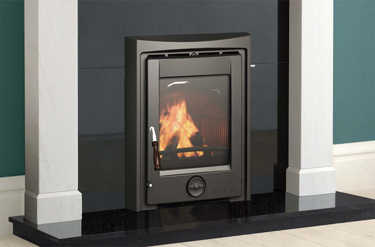 Apollo insert room heater stove
