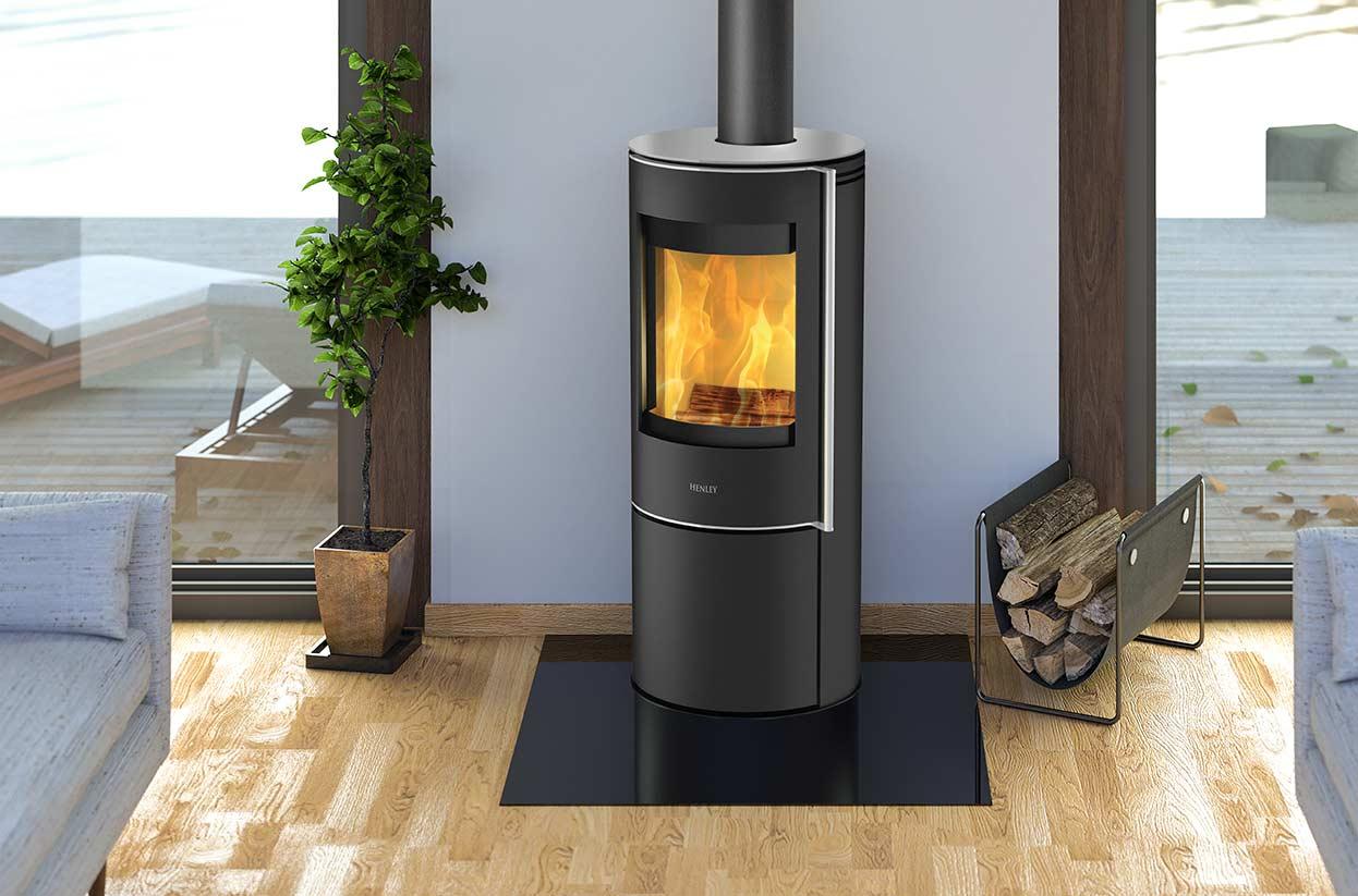 The Barcelona stove