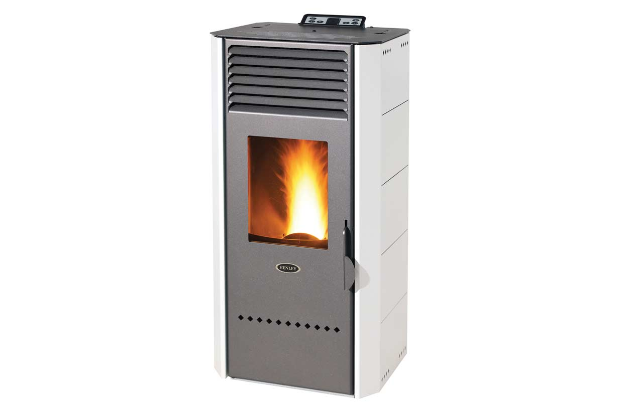 Bio 80 Pellet Stoves from Henley Stoves