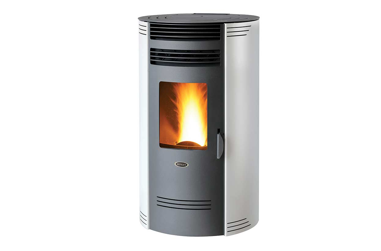 The New BIO 80Q Pellet Stoves from Henley Stoves