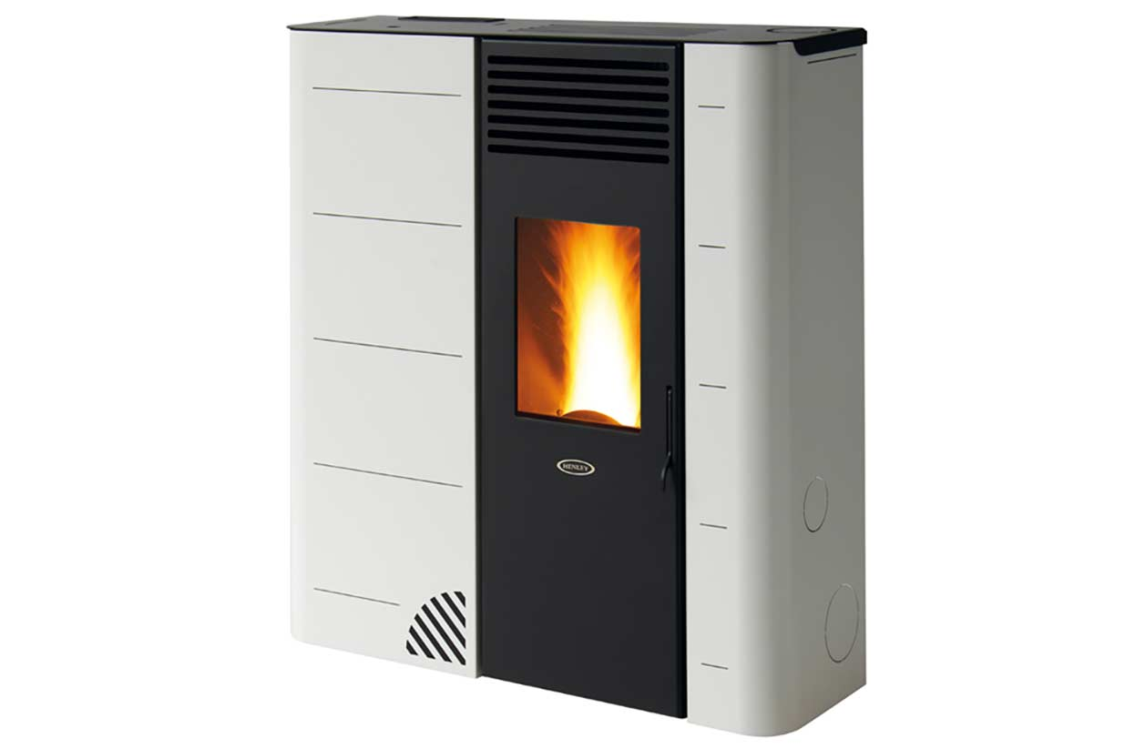 The New BIO 90S Pellet Stoves from Henley Stoves
