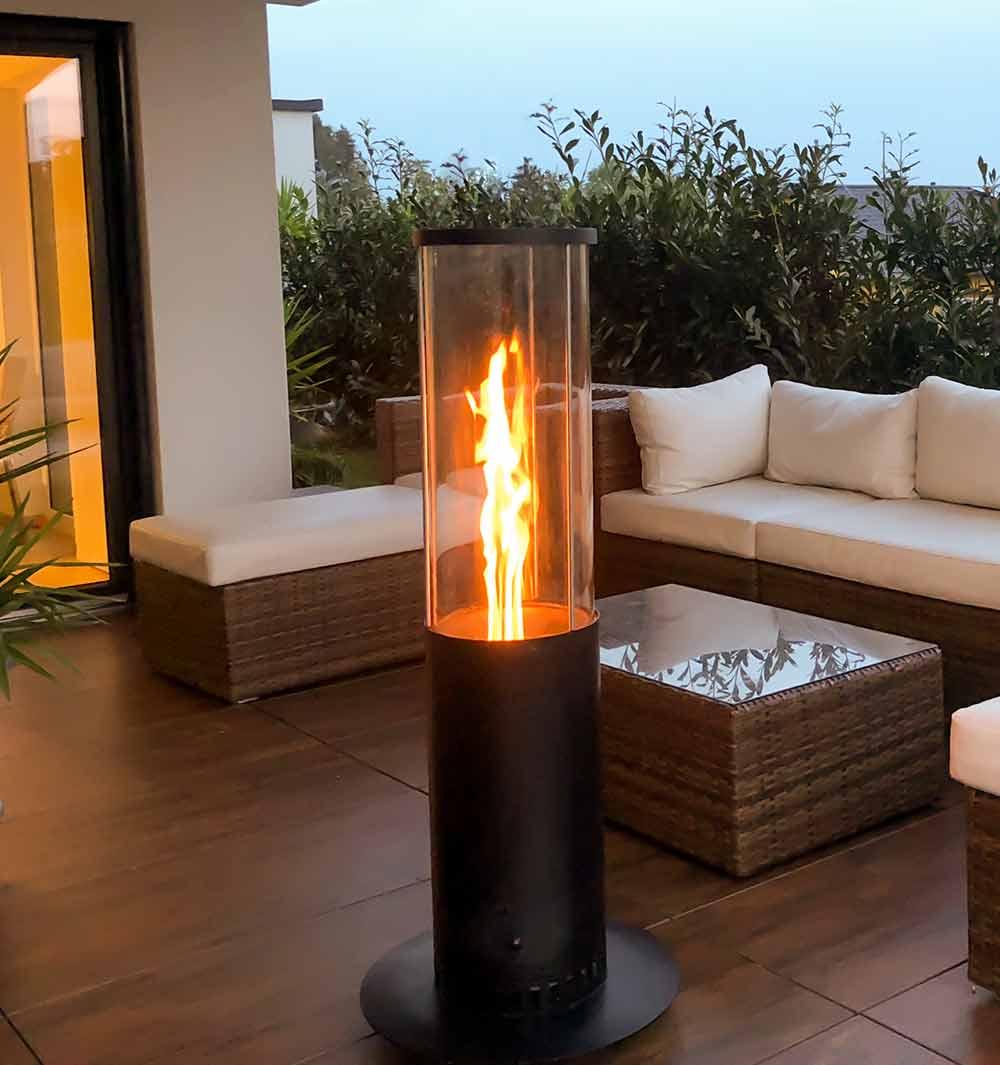 Wood Pellet Patio Heaters - Furnace Plumbing & Heating ...